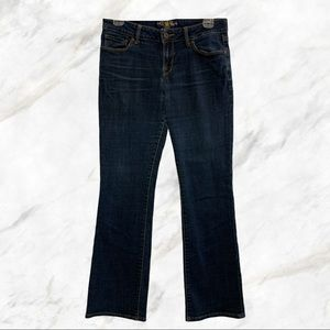 Lucky Brand | Straight Legged Blue Jeans